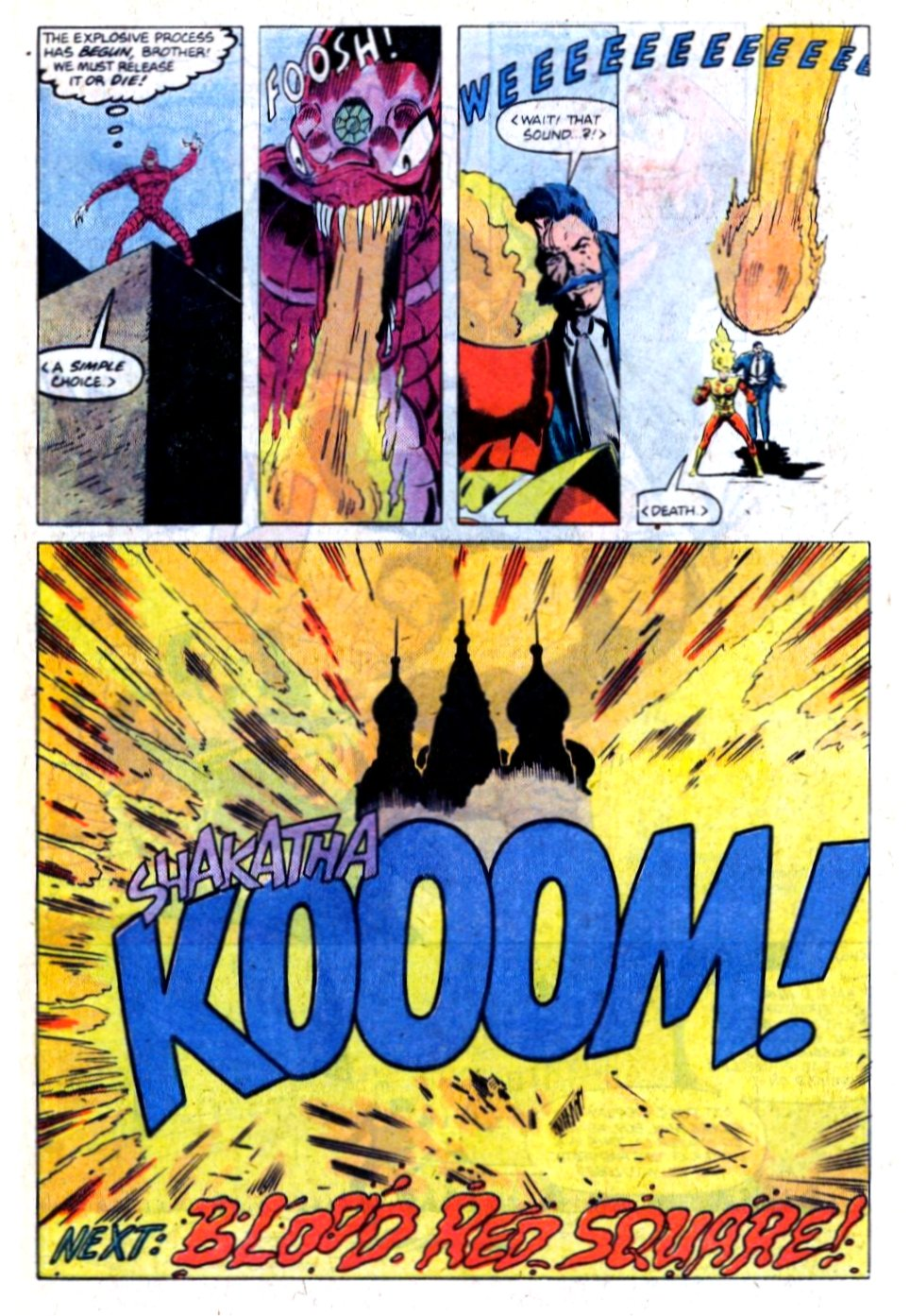 Firestorm, the Nuclear Man issue 72 - Page 23