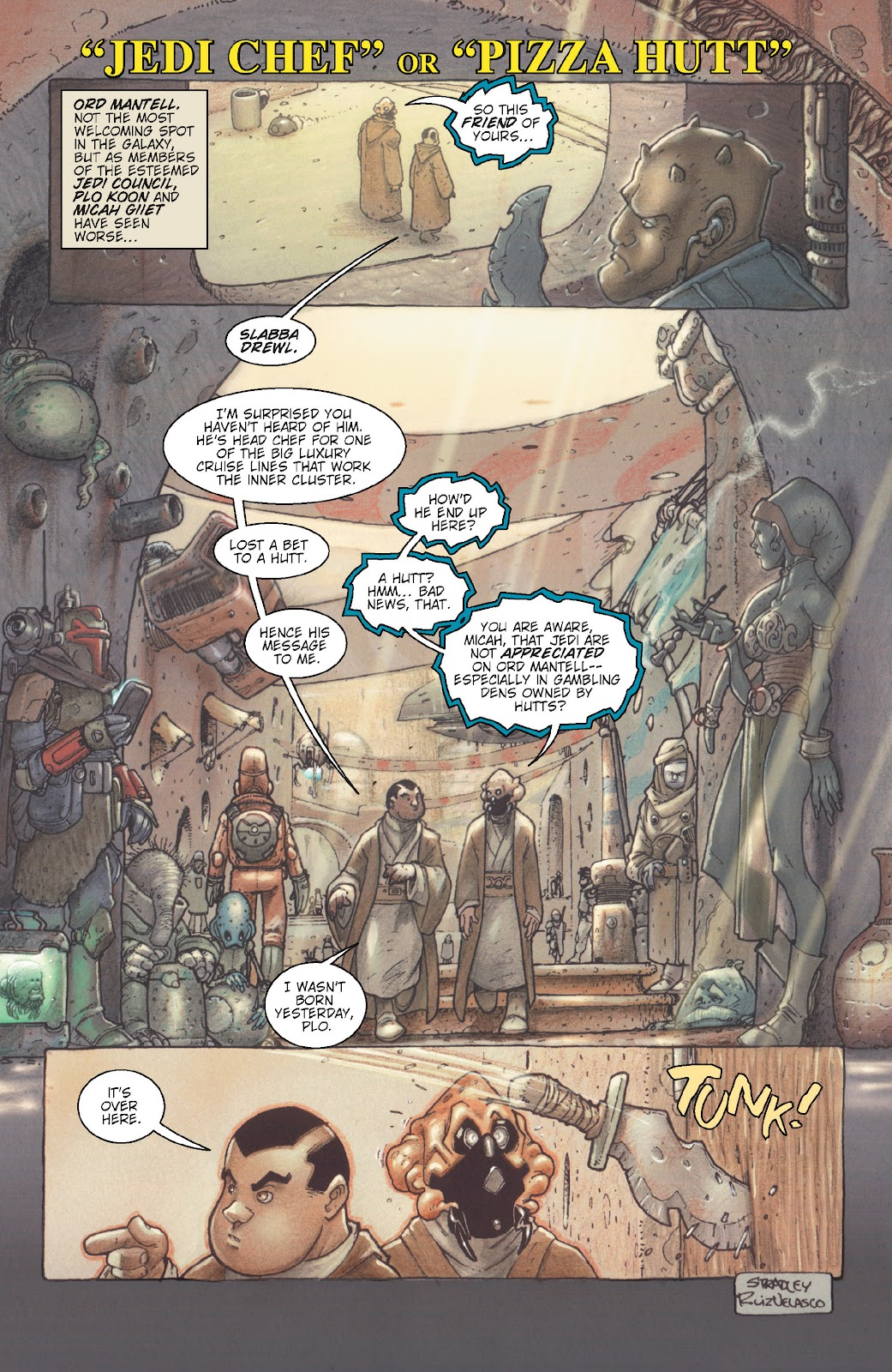 Read online Star Wars Legends: Rise of the Sith - Epic Collection comic -  Issue # TPB 1 (Part 5) - 71