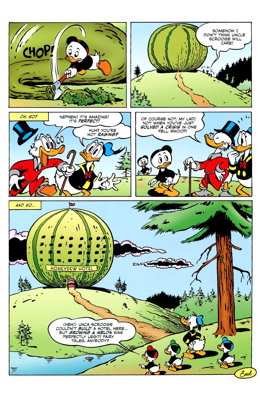 Walt Disney's Comics and Stories issue 730 - Page 12