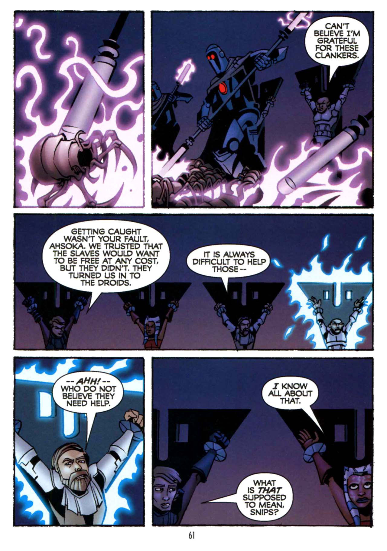 Read online Star Wars: The Clone Wars - Shipyards of Doom comic -  Issue # Full - 59