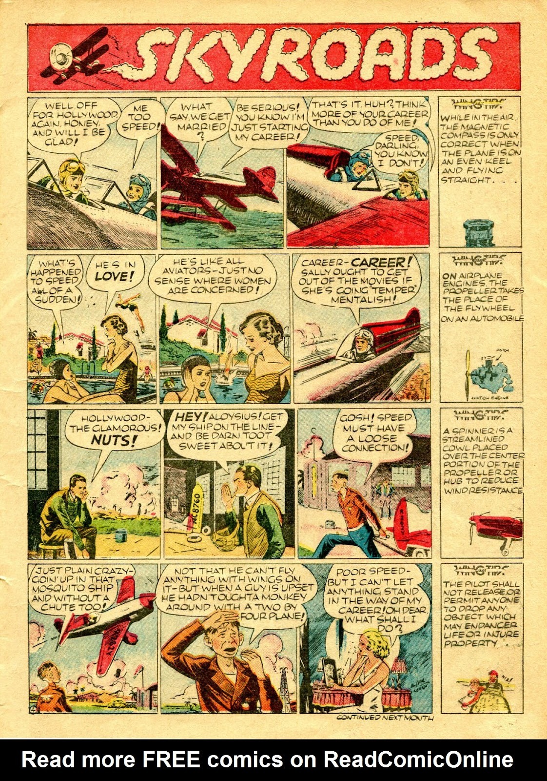Read online Famous Funnies comic -  Issue #62 - 16