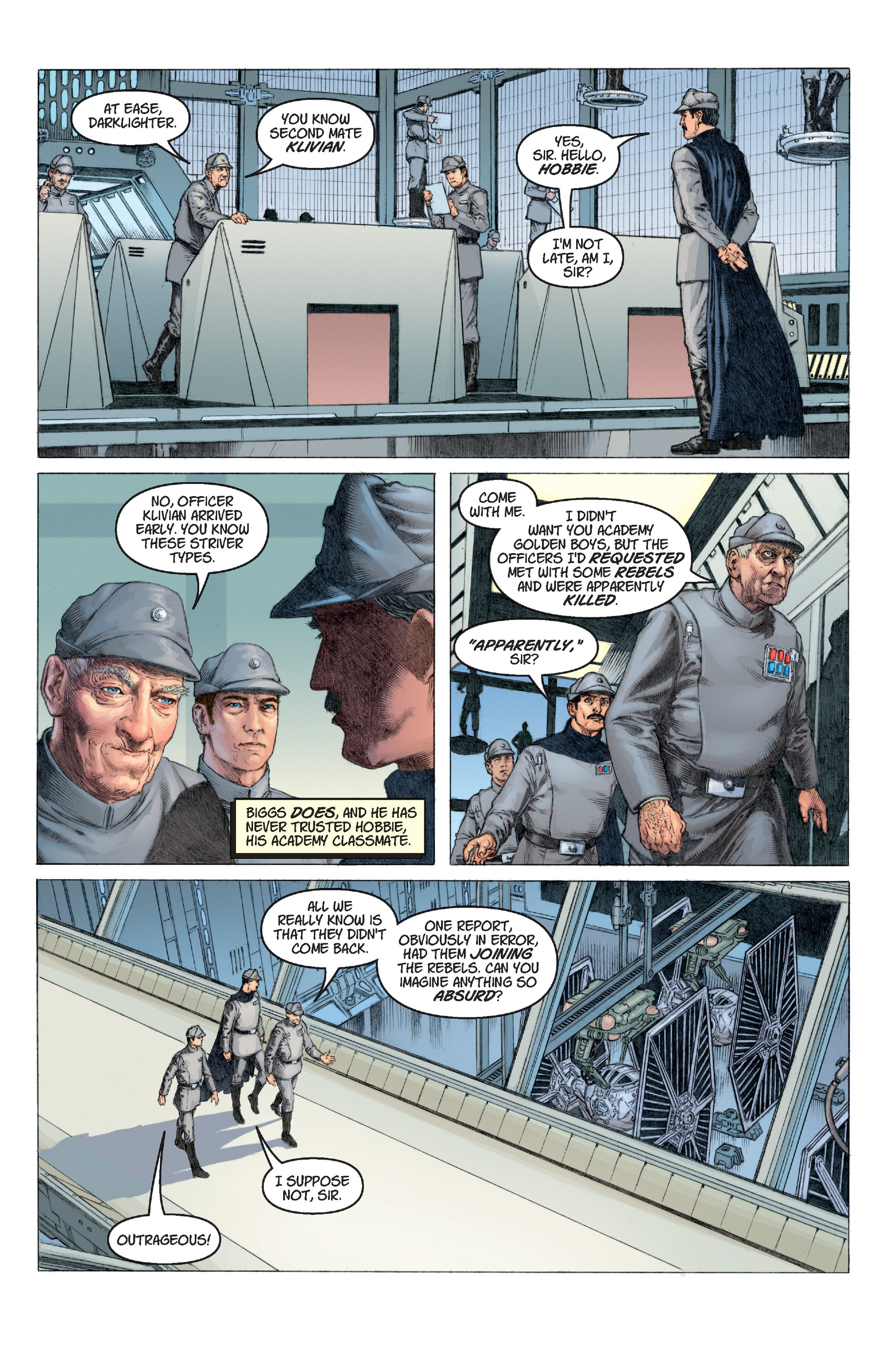 Read online Star Wars Omnibus comic -  Issue # Vol. 22 - 47