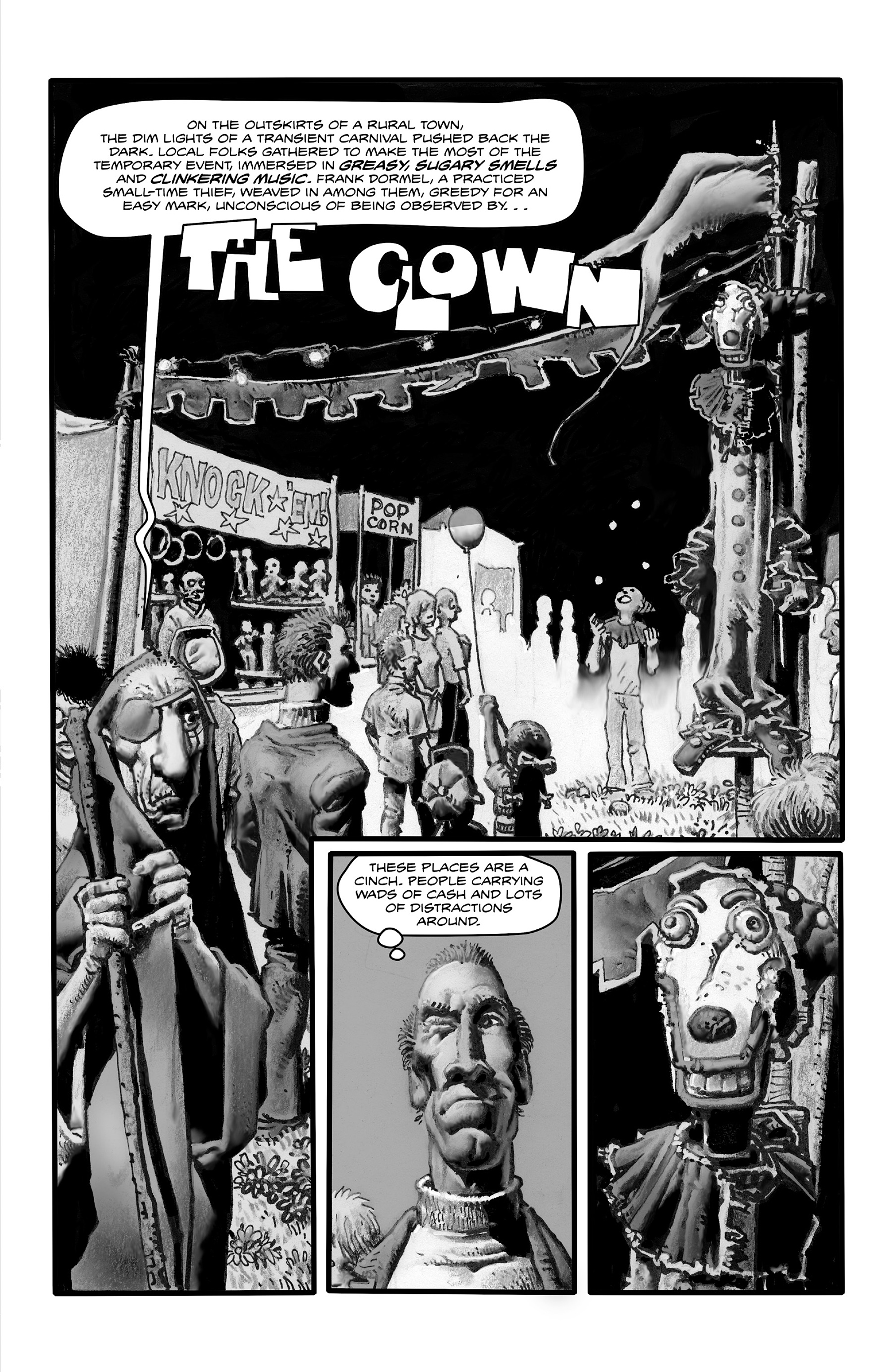 Read online Shadows on the Grave comic -  Issue #4 - 3