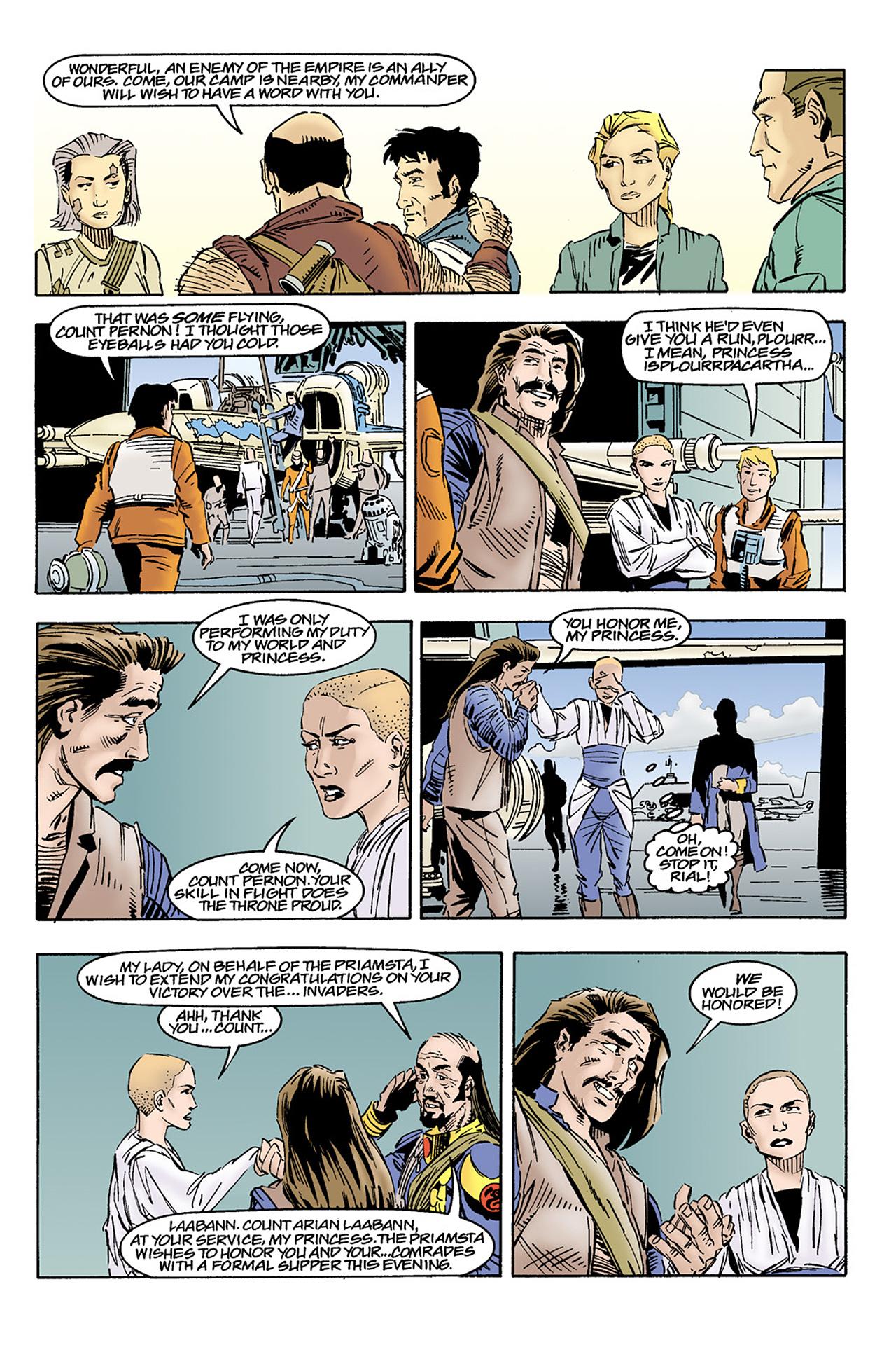 Read online Star Wars Omnibus comic -  Issue # Vol. 2 - 156