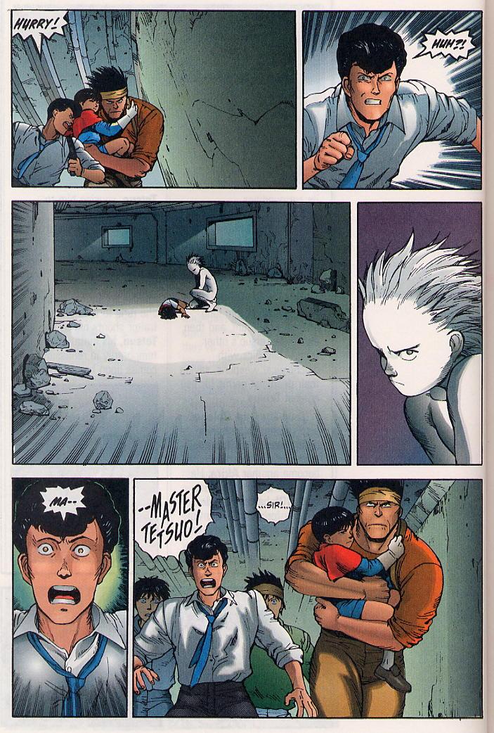 Read online Akira comic -  Issue #32 - 9