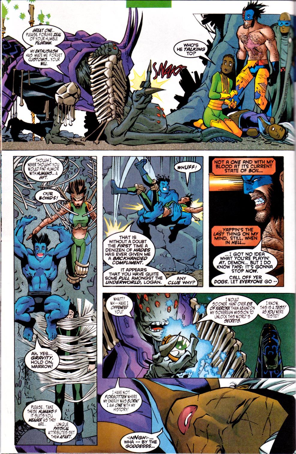 X-Men (1991) 75 Page 29