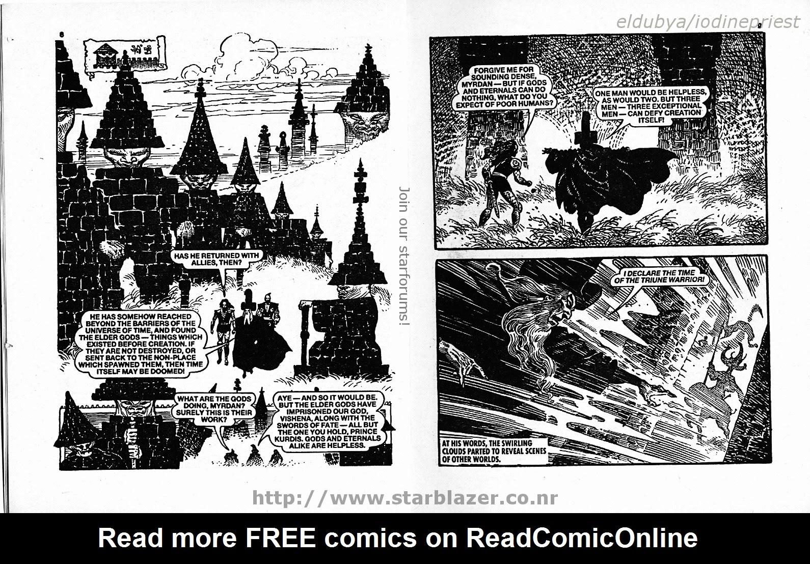 Starblazer issue 271 - Page 6