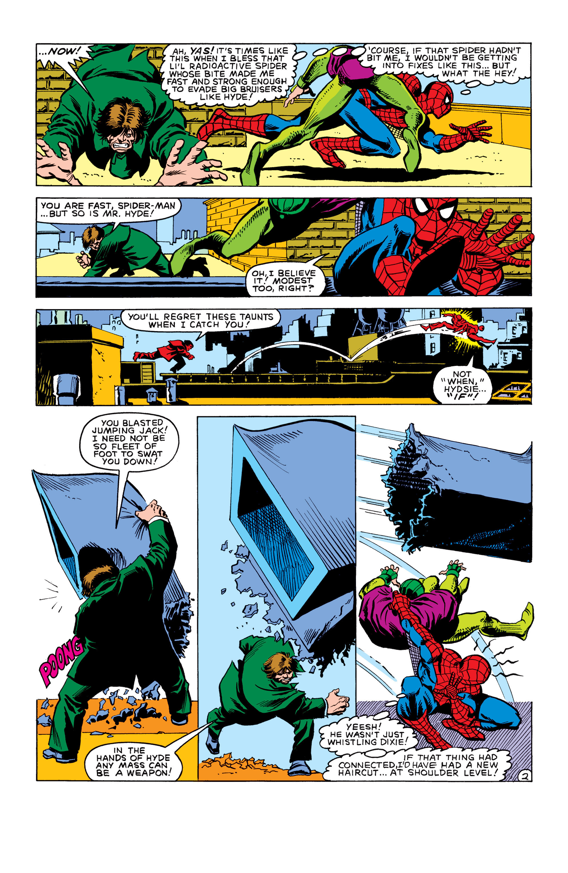 The Amazing Spider-Man (1963) 232 Page 2