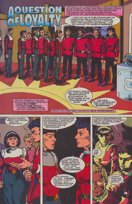 Read online Star Trek (1989) comic -  Issue # _Special 2 - 33