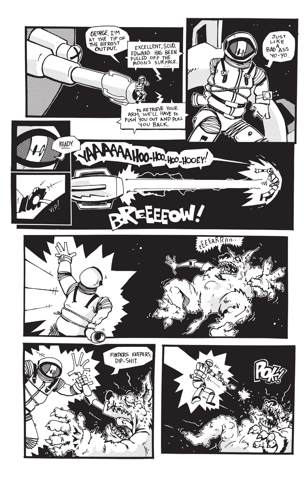 Read online Scud: The Disposable Assassin: The Whole Shebang comic -  Issue # TPB (Part 2) - 98