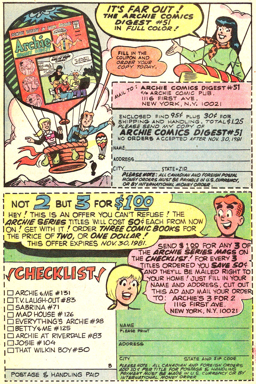 Read online Archie's Girls Betty and Veronica comic -  Issue #311 - 26