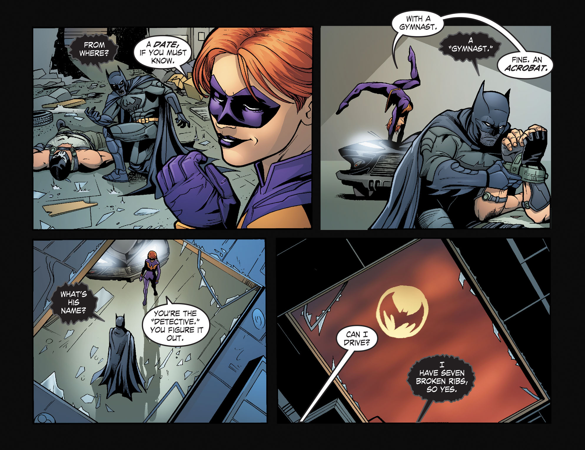 Read online Smallville: Alien comic -  Issue #4 - 18