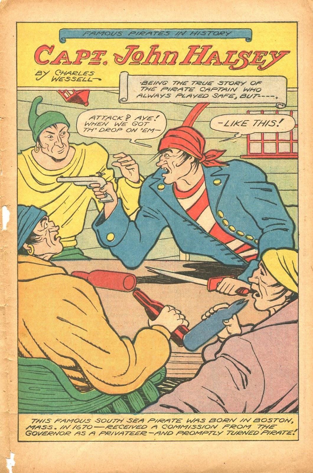 Read online Super-Magician Comics comic -  Issue #35 - 39