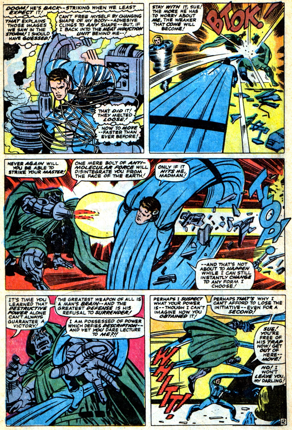 Marvel Triple Action (1972) issue 2 - Page 13