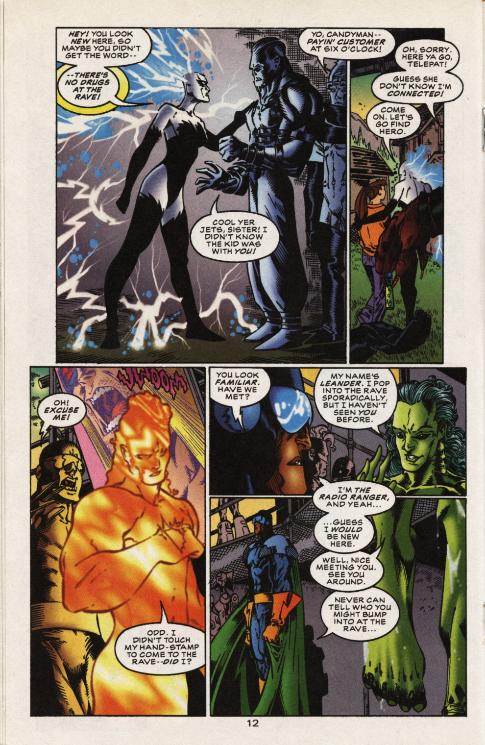 Superboy & The Ravers issue 15 - Page 13