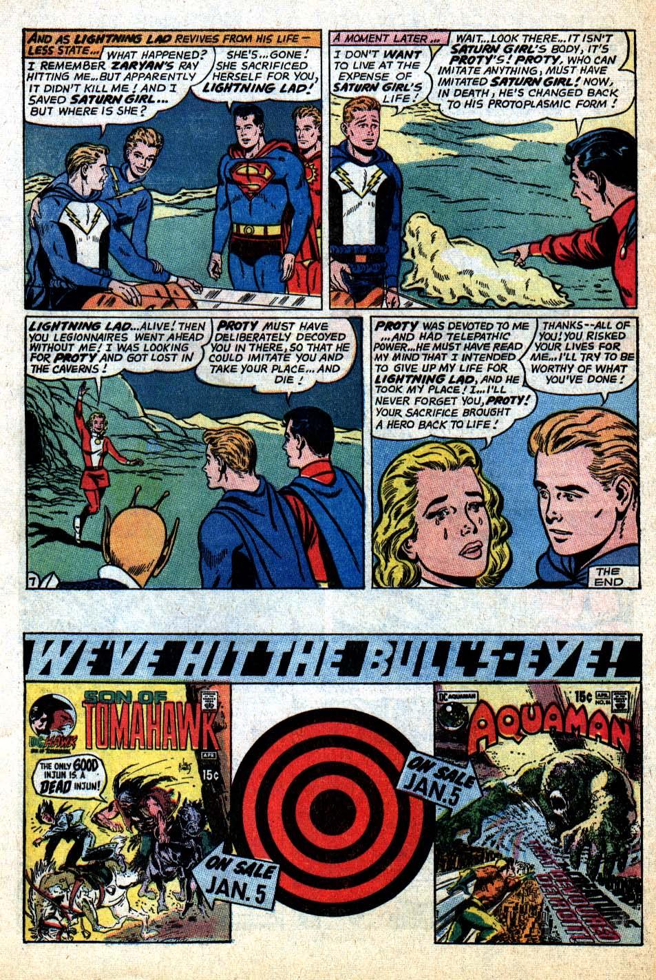 Read online Adventure Comics (1938) comic -  Issue #403 - 65