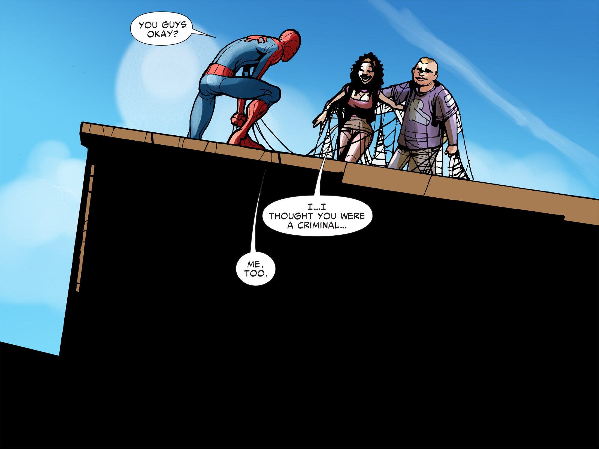 Read online Amazing Spider-Man: Who Am I? comic -  Issue # Full (Part 1) - 235