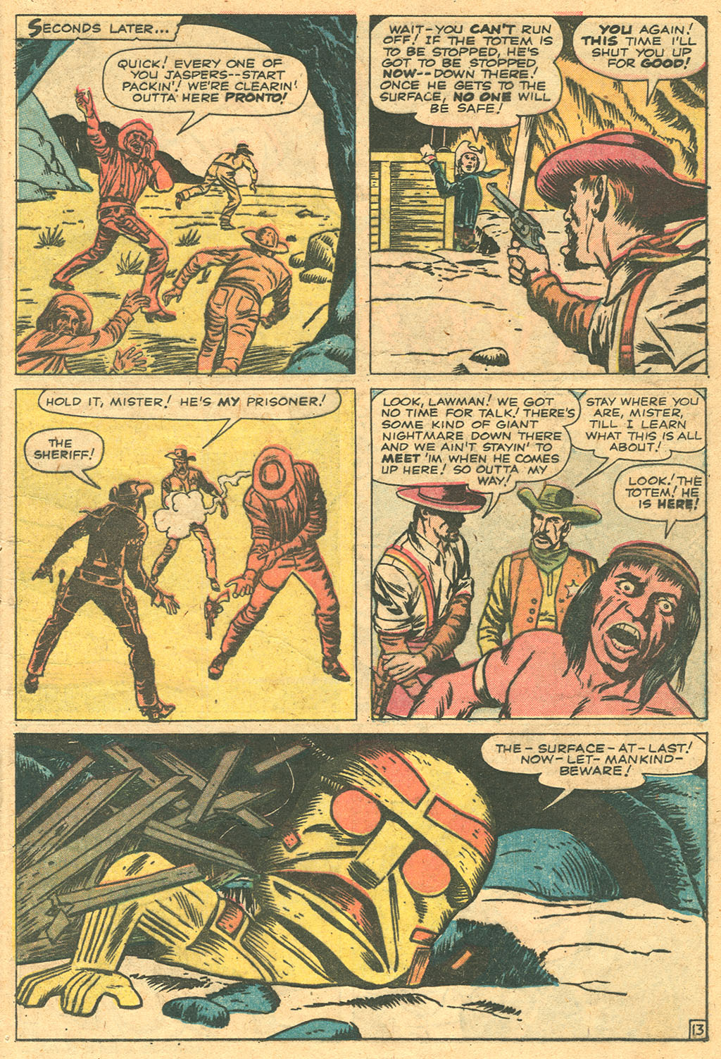 The Rawhide Kid (1955) issue 22 - Page 17