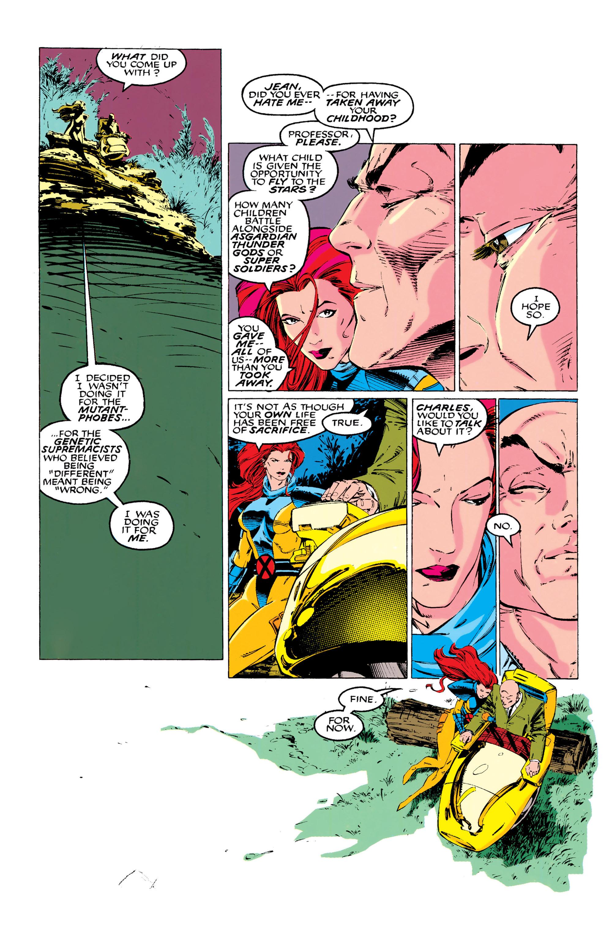 Read online Uncanny X-Men (1963) comic -  Issue #289 - 6