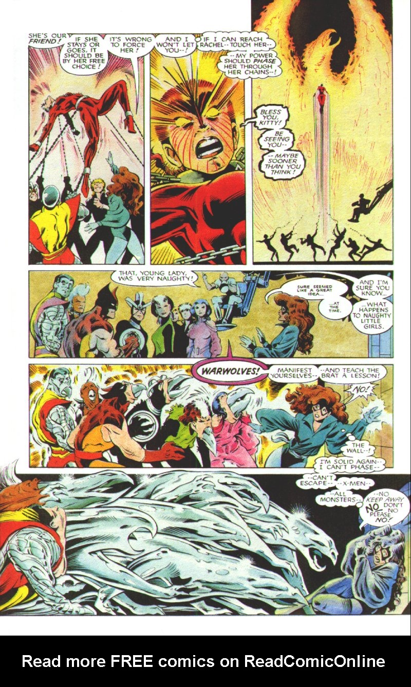 Read online Excalibur: The Sword is Drawn comic -  Issue # Full - 8