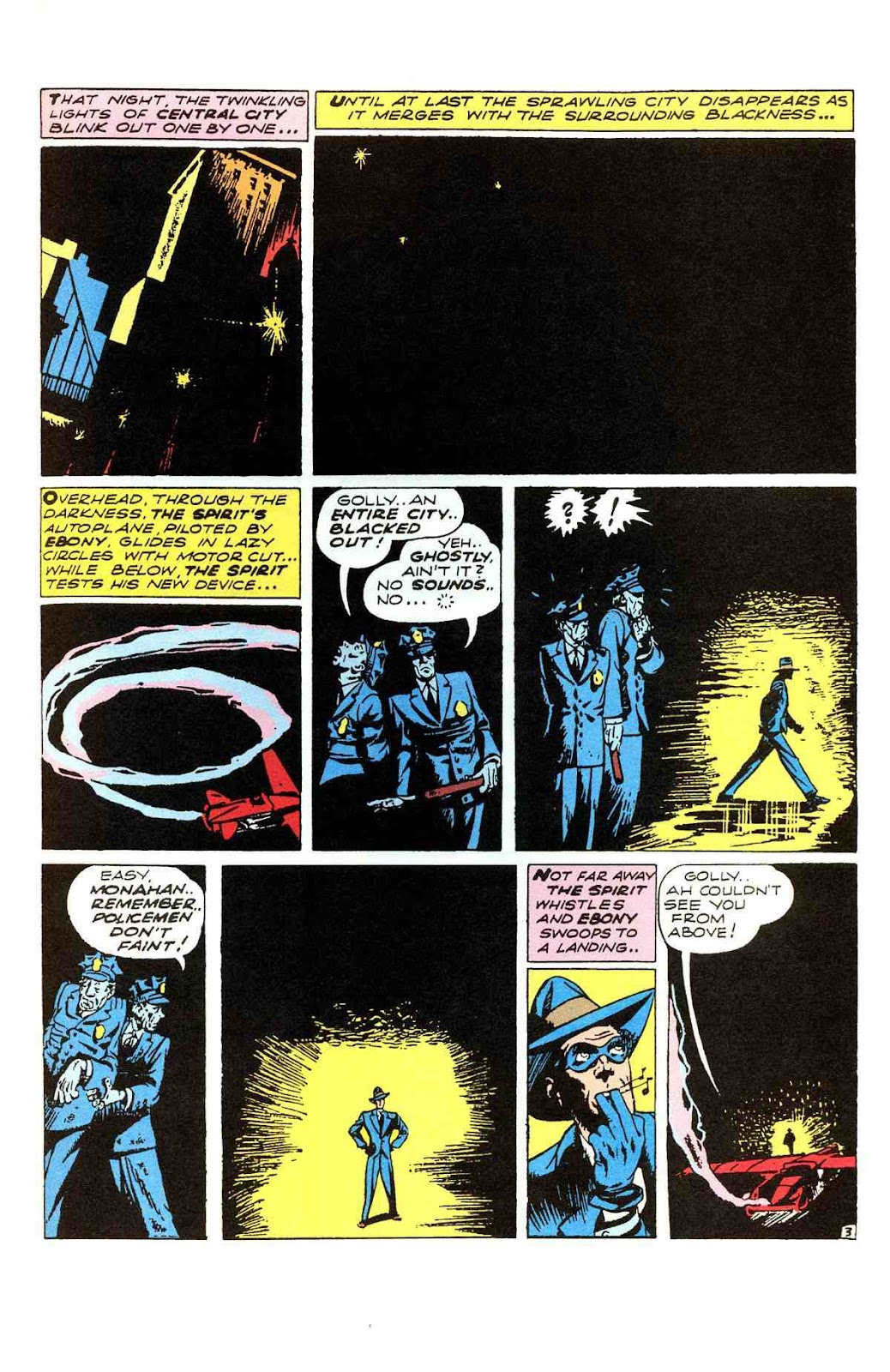 Read online Will Eisner's The Spirit Archives comic -  Issue # TPB 3 (Part 1) - 12