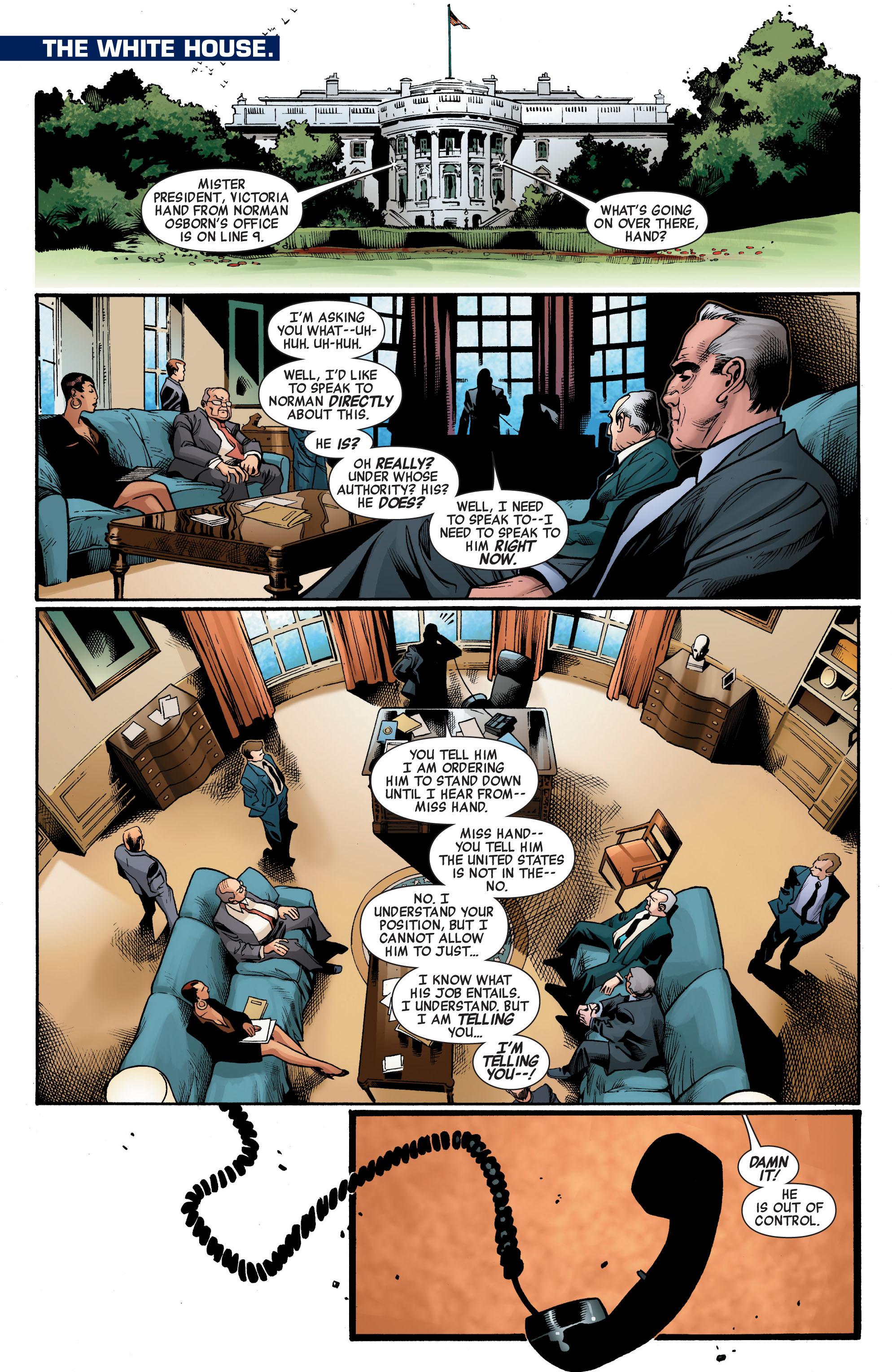 Read online Siege (2010) comic -  Issue #1 - 14