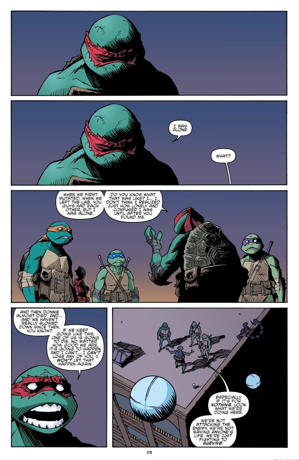 Read online Teenage Mutant Ninja Turtles: The IDW Collection comic -  Issue # TPB 8 (Part 2) - 77