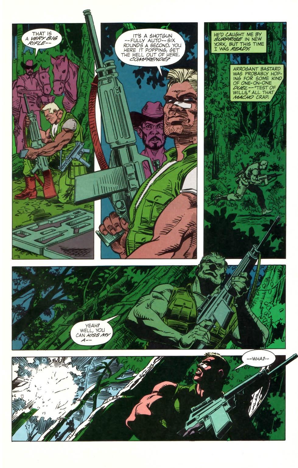 Predator (1989) issue 2 - Page 17