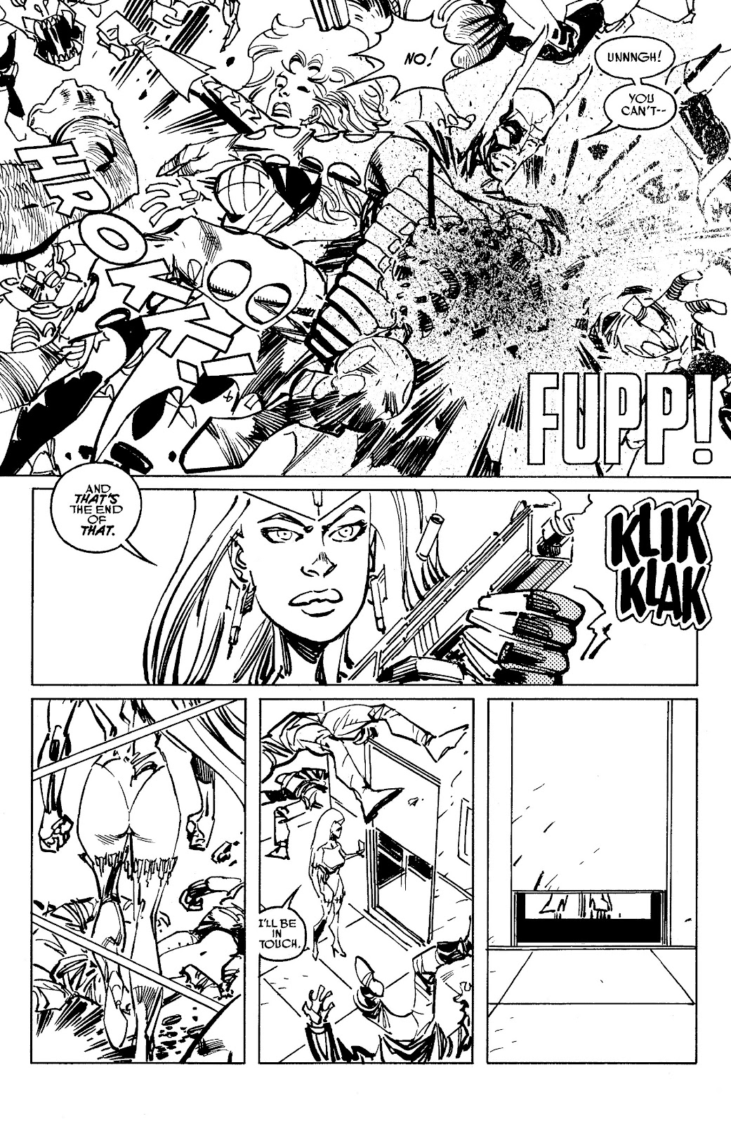 Read online Savage Dragon Archives comic -  Issue # TPB 6 (Part 5) - 67
