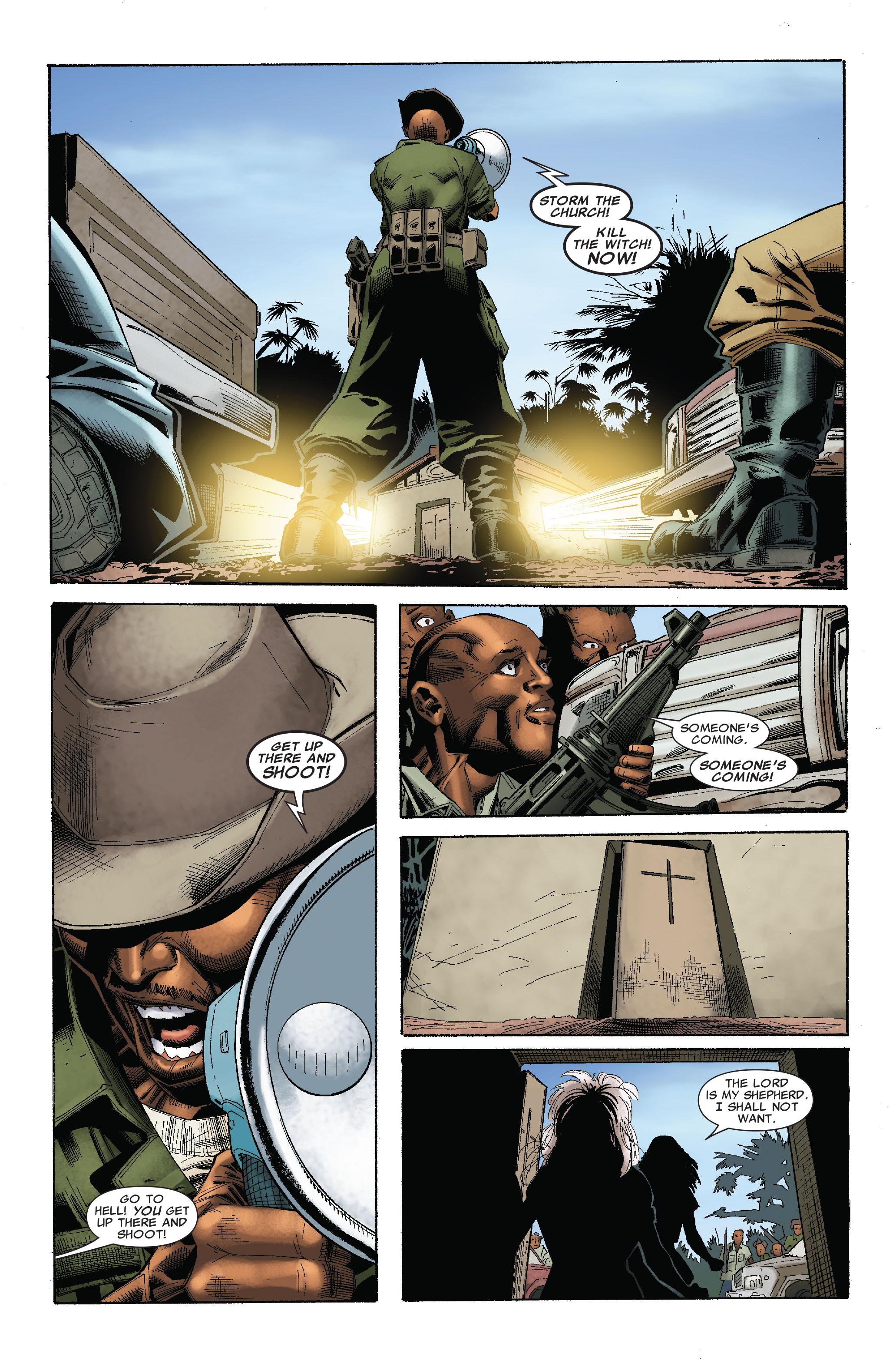 Read online Uncanny X-Men (1963) comic -  Issue #528 - 20