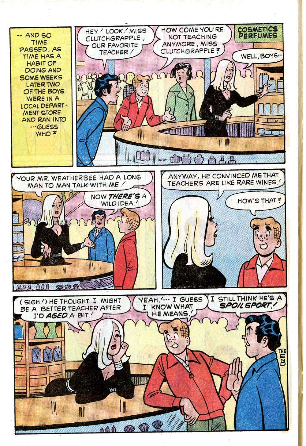 Read online Archie (1960) comic -  Issue #231 - 8