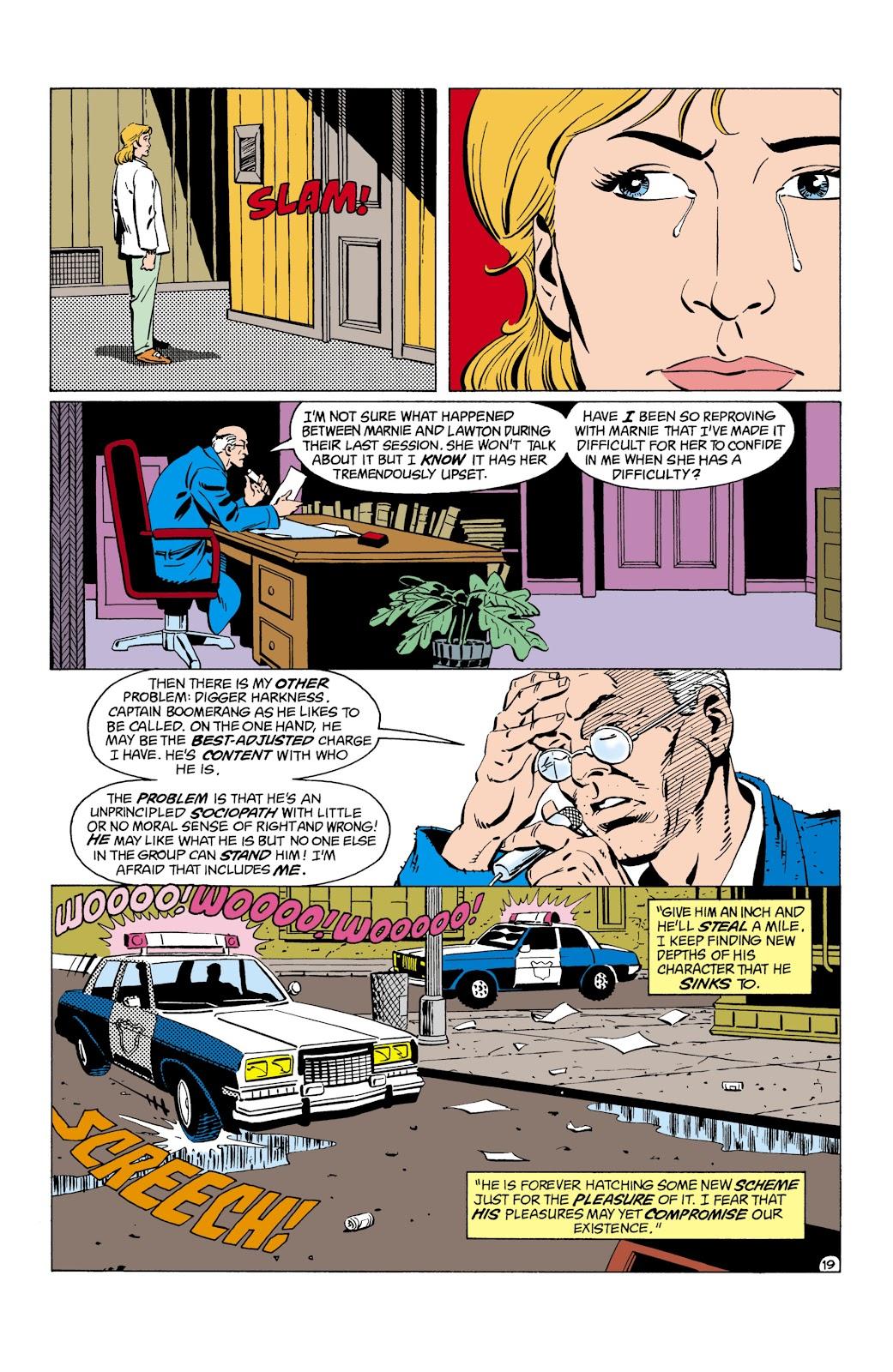 Suicide Squad (1987) Issue #8 #9 - English 20
