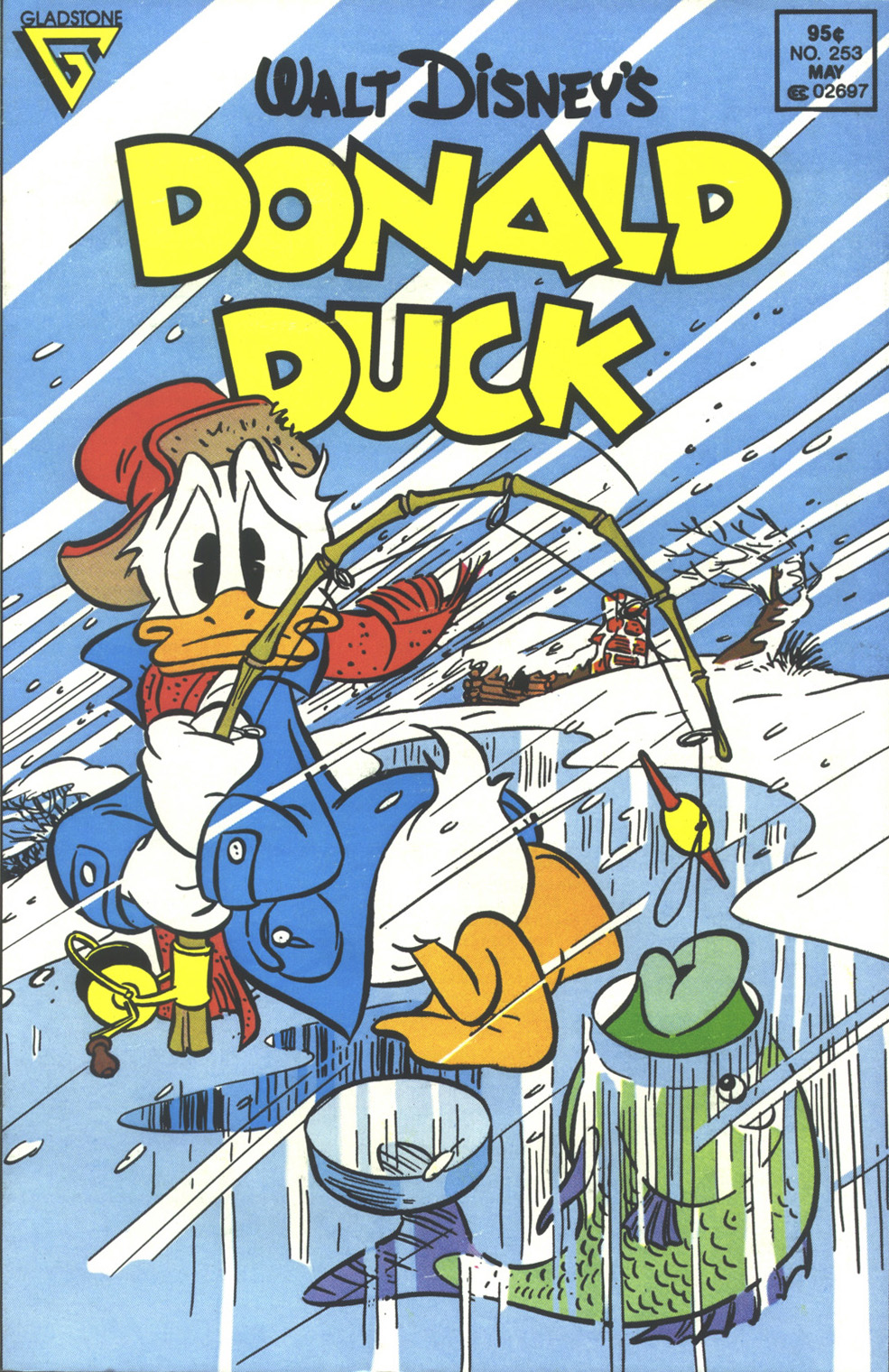 Walt Disney's Donald Duck (1952) issue 253 - Page 1