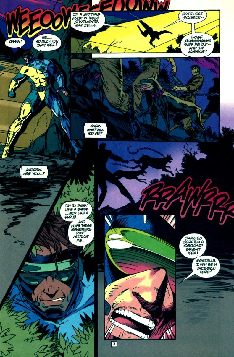 Read online Gunfire comic -  Issue #11 - 5