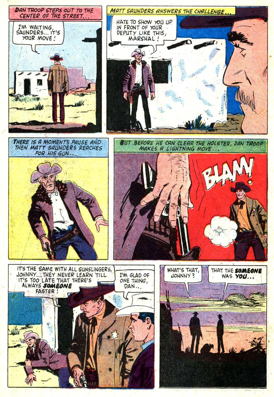 Four Color Comics issue 1035 - Page 18