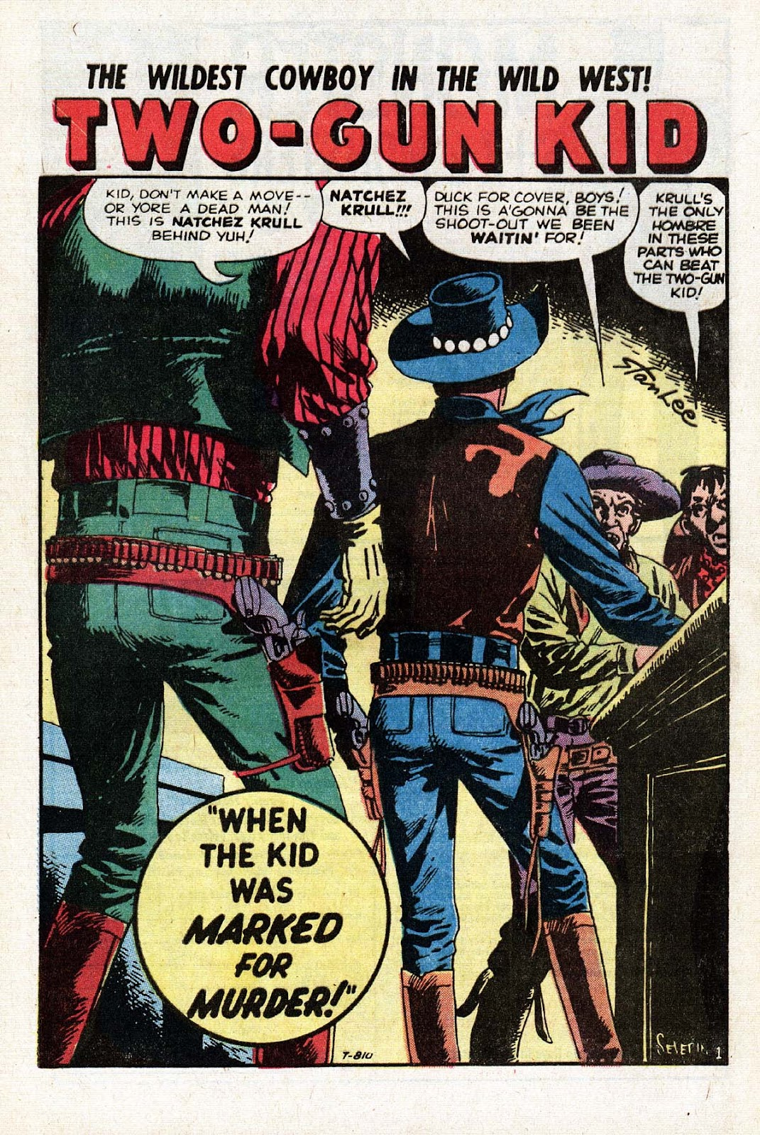 The Mighty Marvel Western issue 15 - Page 34
