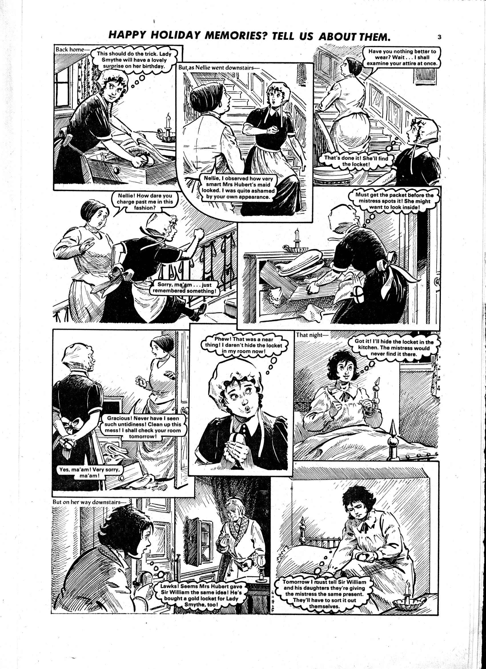 Read online Judy comic -  Issue #1103 - 3