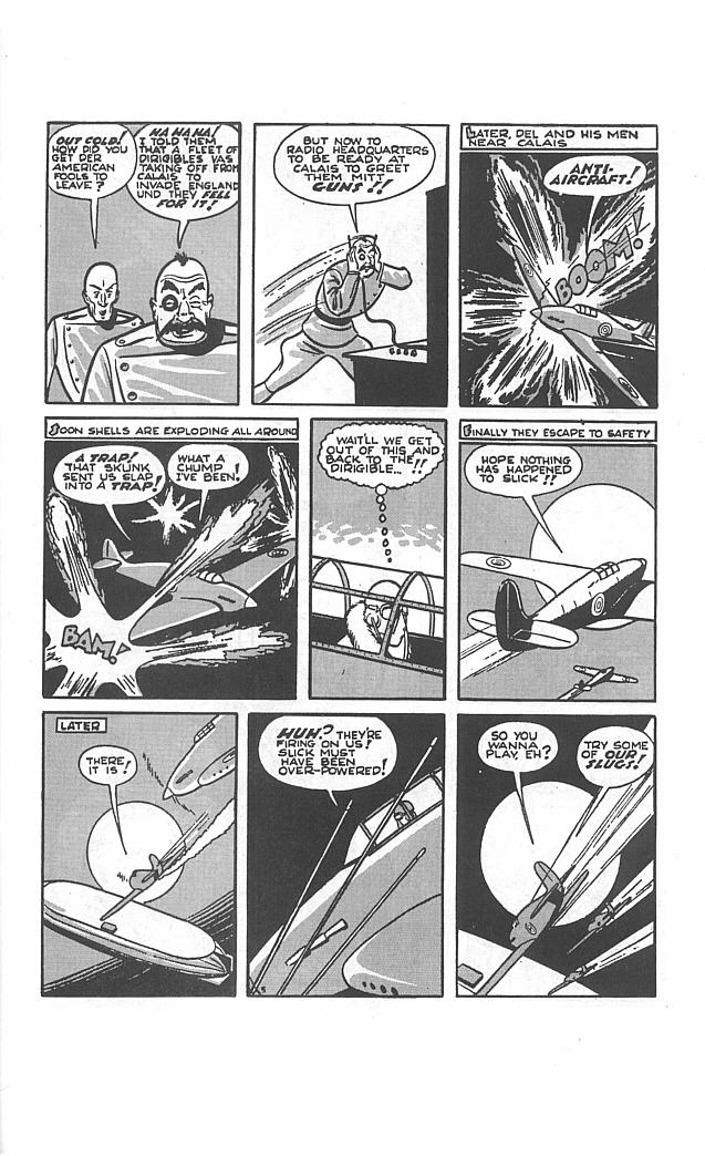Read online Golden-Age Men of Mystery comic -  Issue #12 - 39