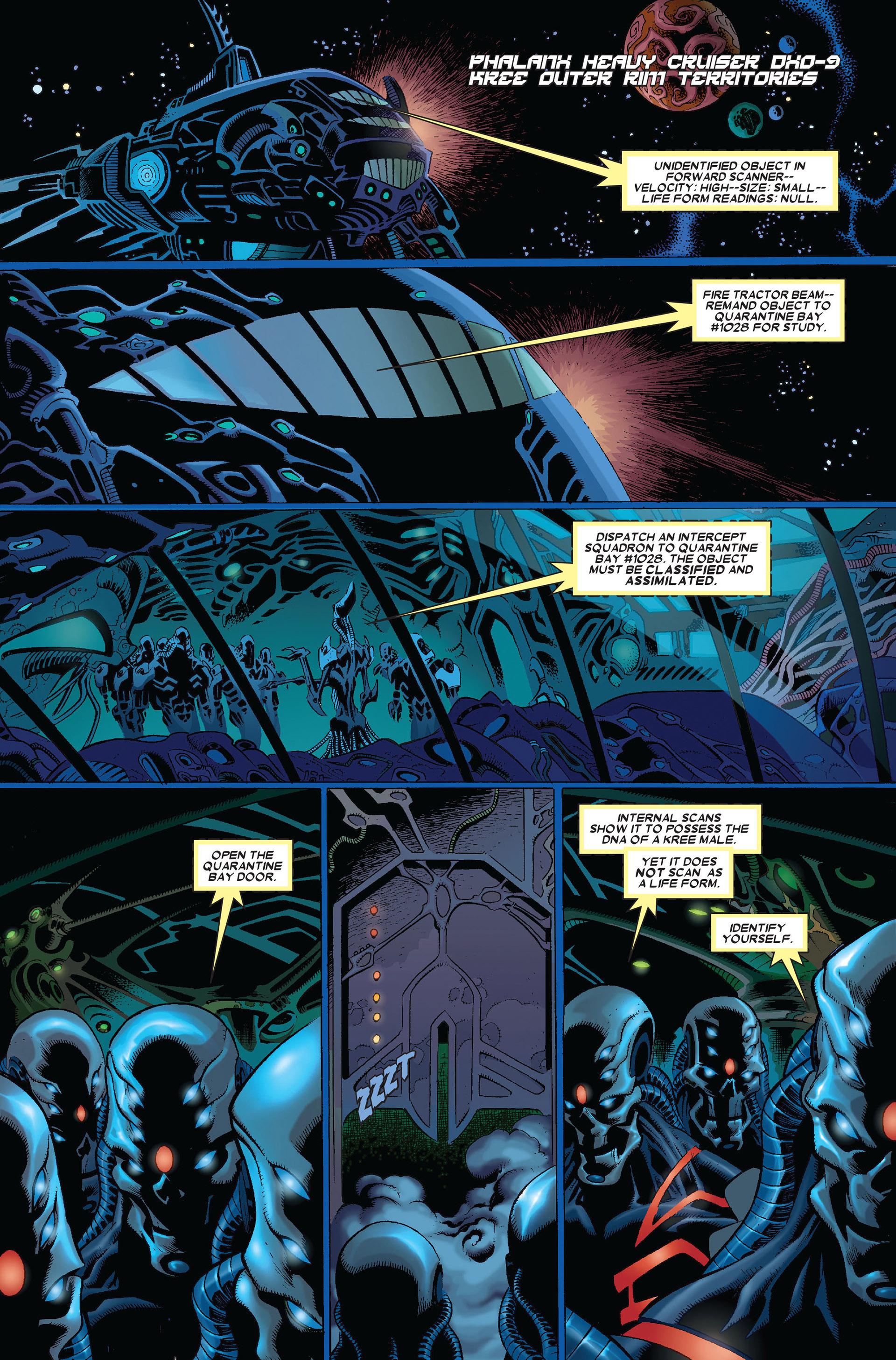 Read online Annihilation: Conquest - Wraith comic -  Issue #1 - 3
