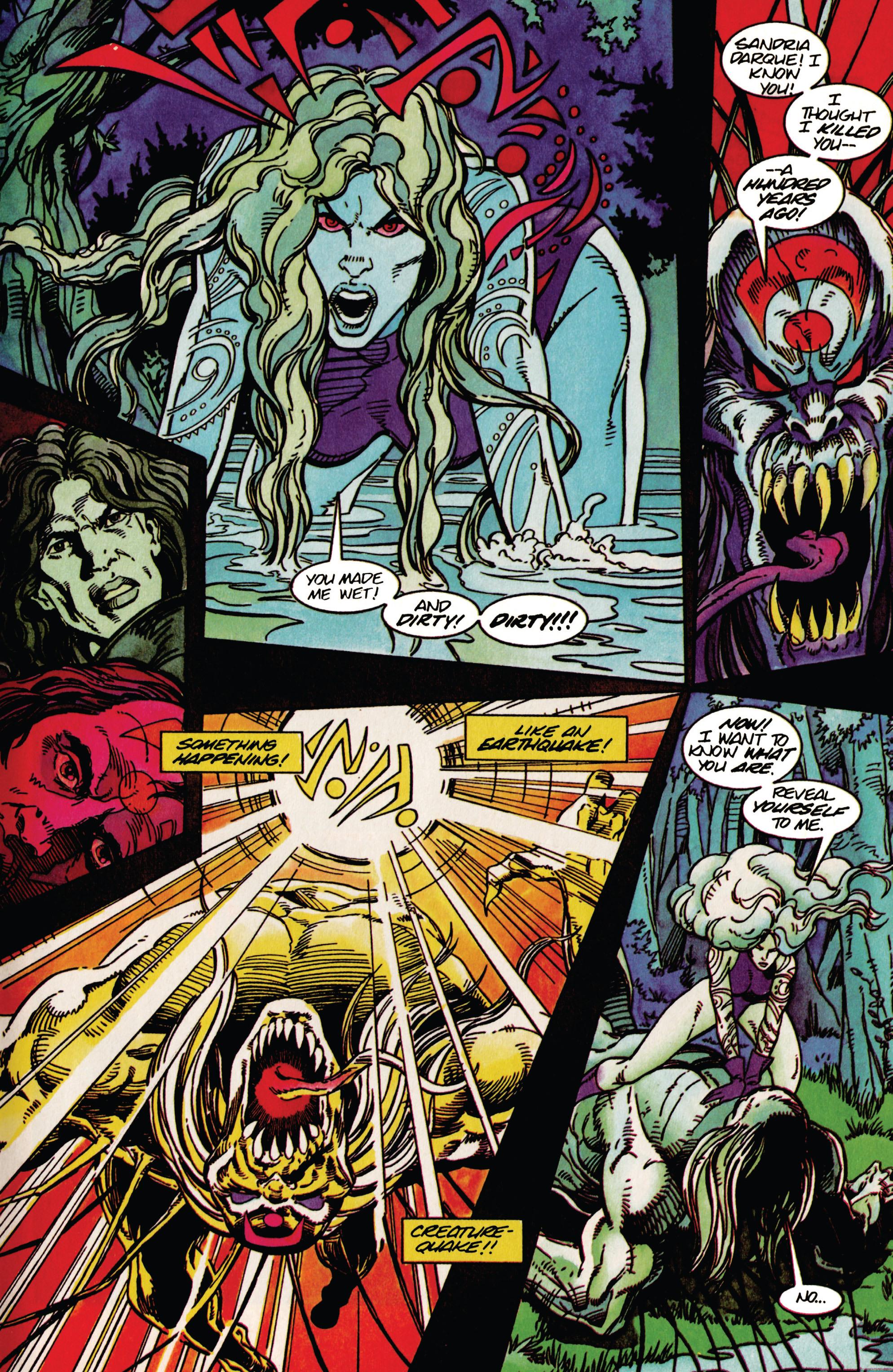 Read online Shadowman (1992) comic -  Issue #32 - 16