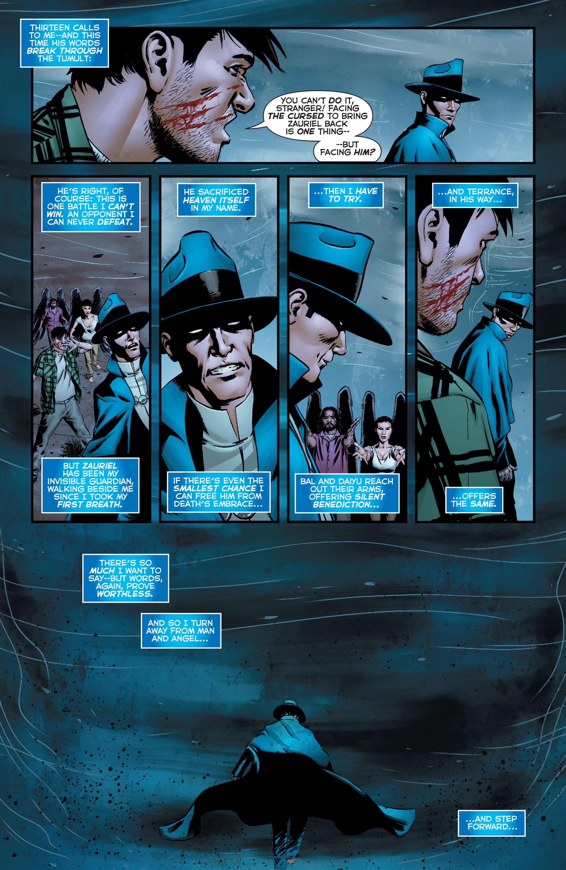 Read online Trinity of Sin: The Phantom Stranger comic -  Issue #22 - 4