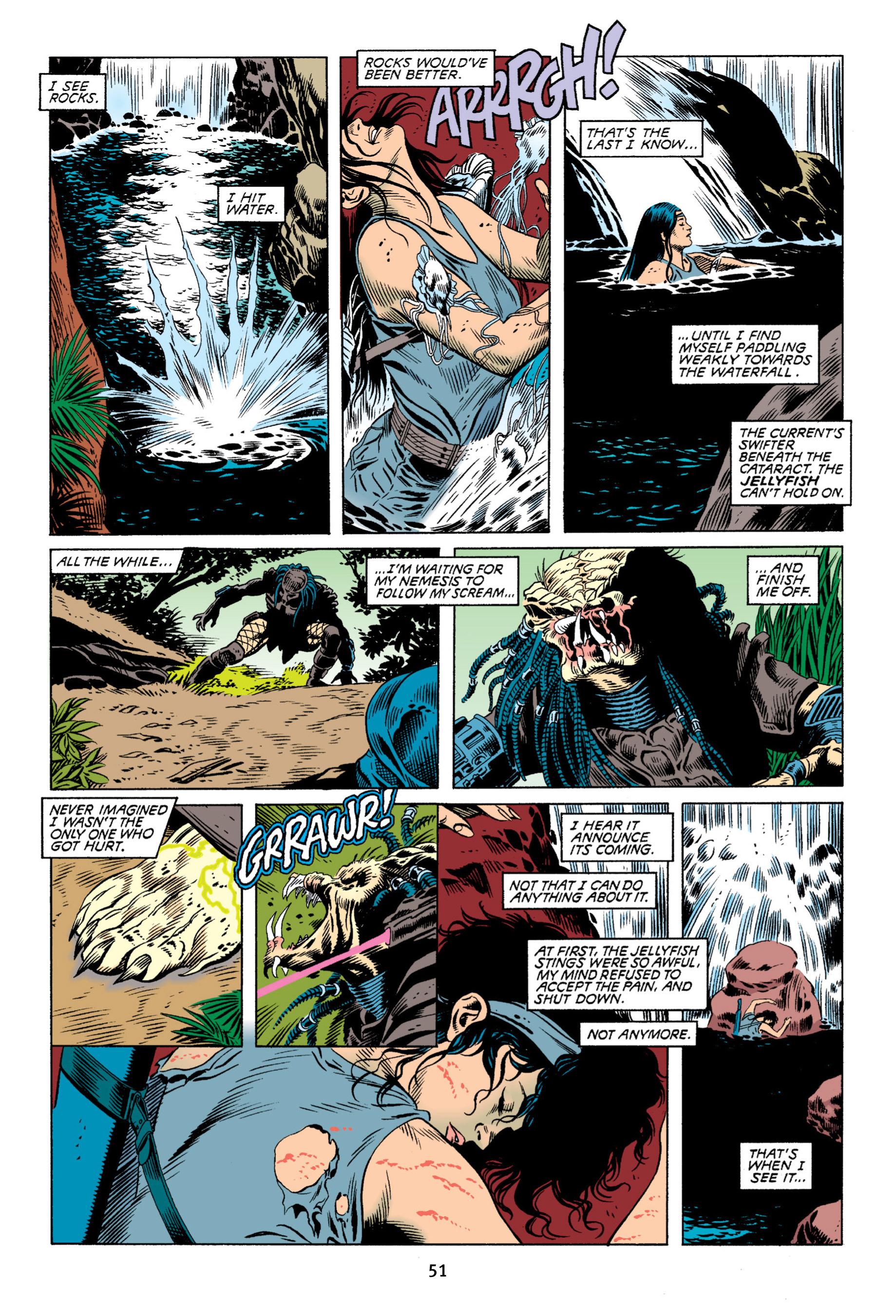 Read online Aliens vs. Predator Omnibus comic -  Issue # _TPB 2 Part 1 - 51
