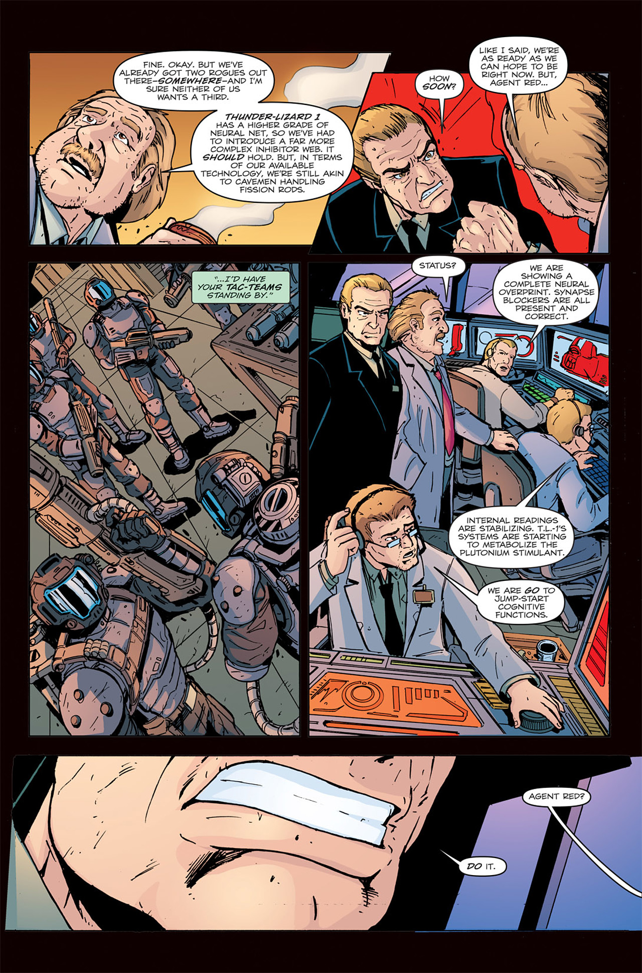 Read online Transformers Spotlight: Grimlock comic -  Issue # Full - 7