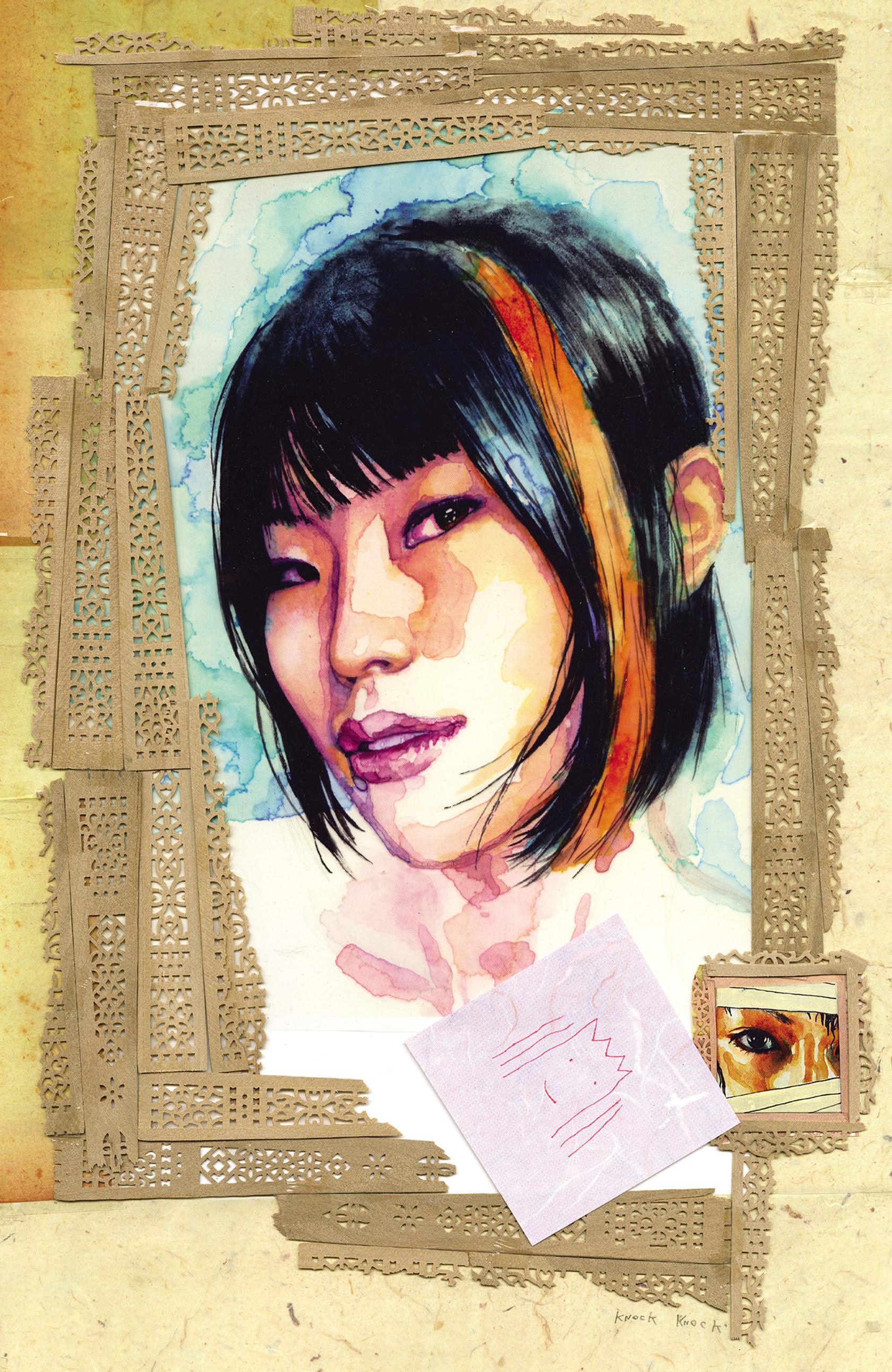 Read online Kabuki (2004) comic -  Issue #7 - 11