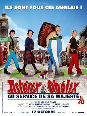 Astérix Và Obélix: Chúa Cứu Nước Anh