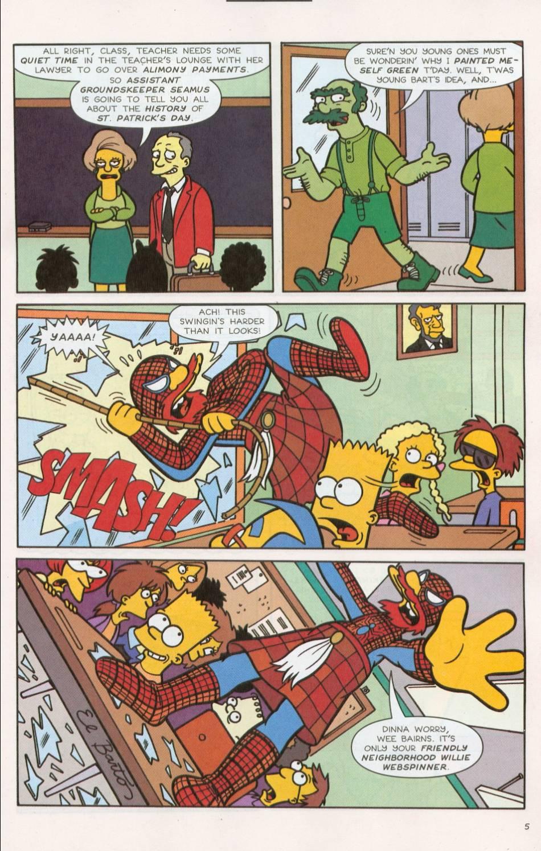 Read online Simpsons Comics comic -  Issue #75 - 6