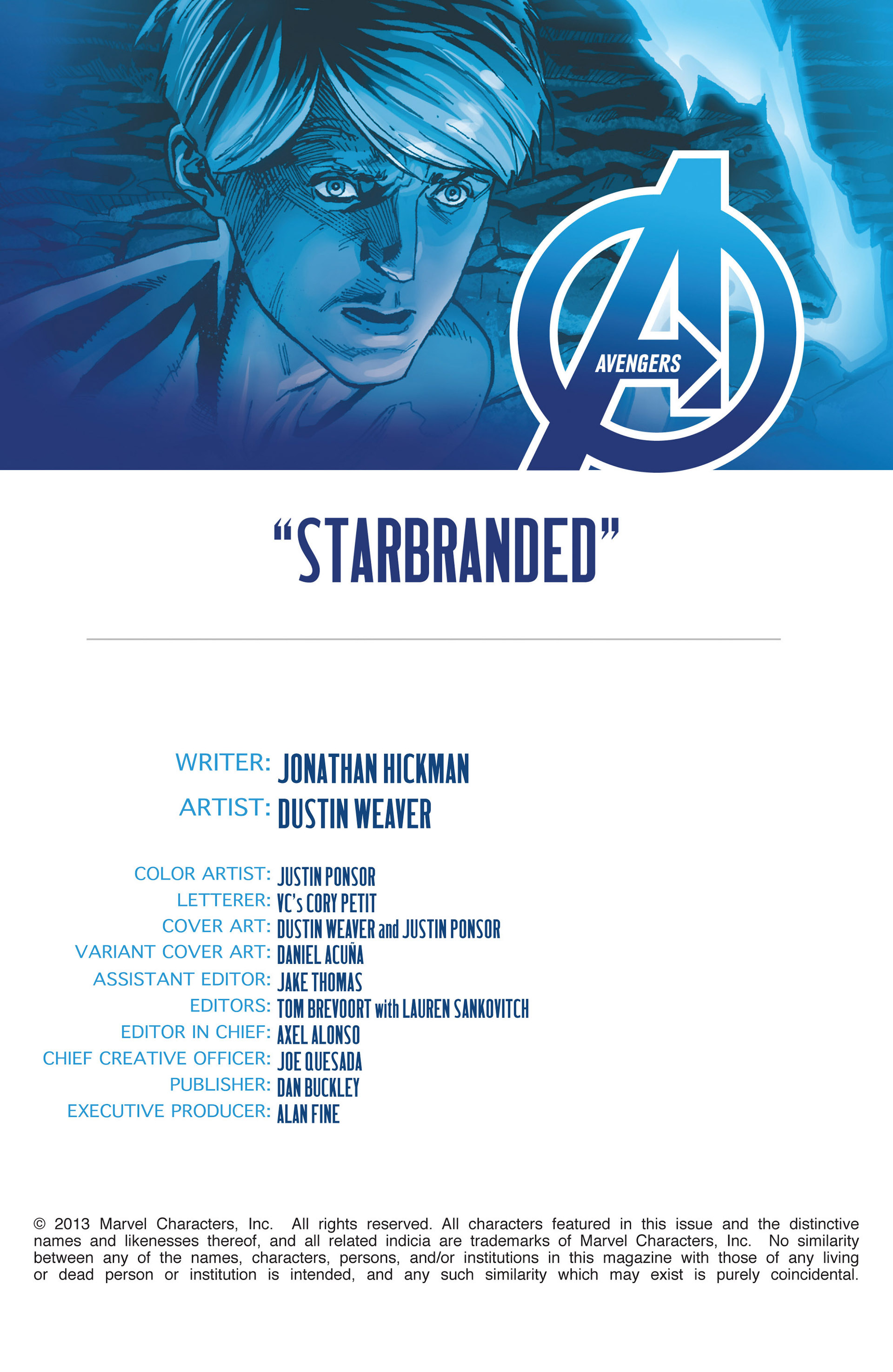 Read online Avengers (2013) comic -  Issue #8 - 4