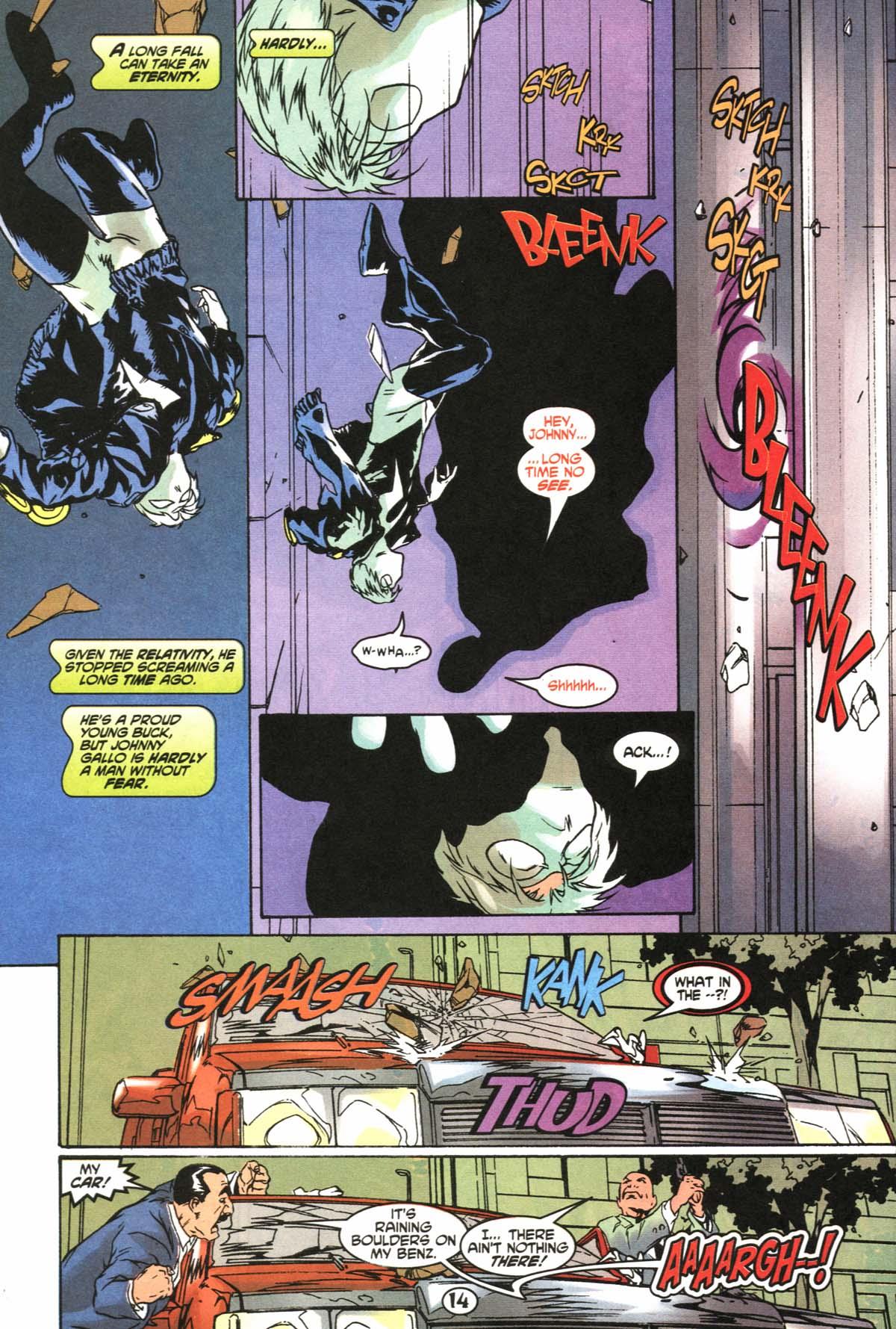 Read online Slingers comic -  Issue #4 - 15