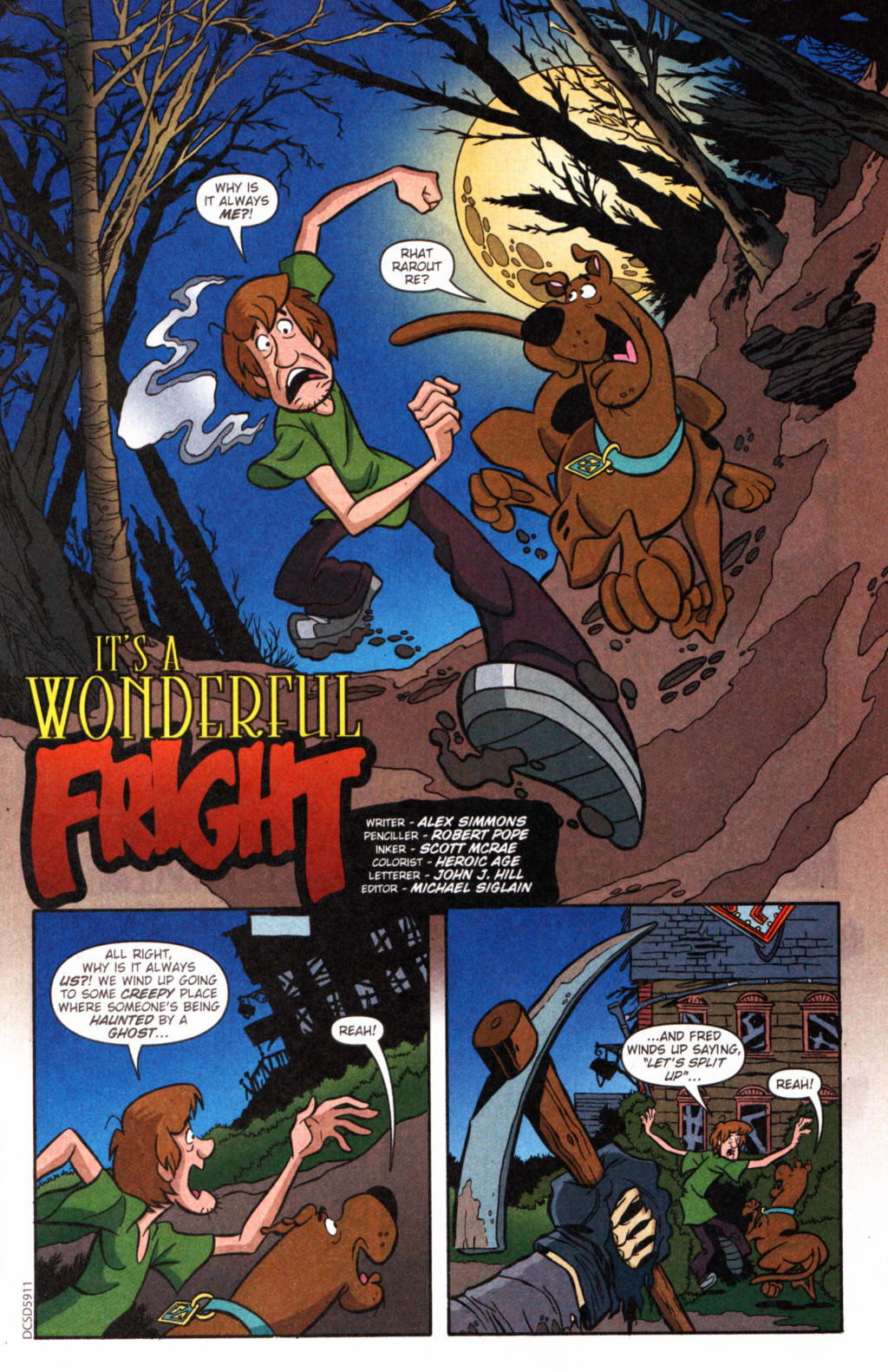 Read online Scooby-Doo (1997) comic -  Issue #115 - 2