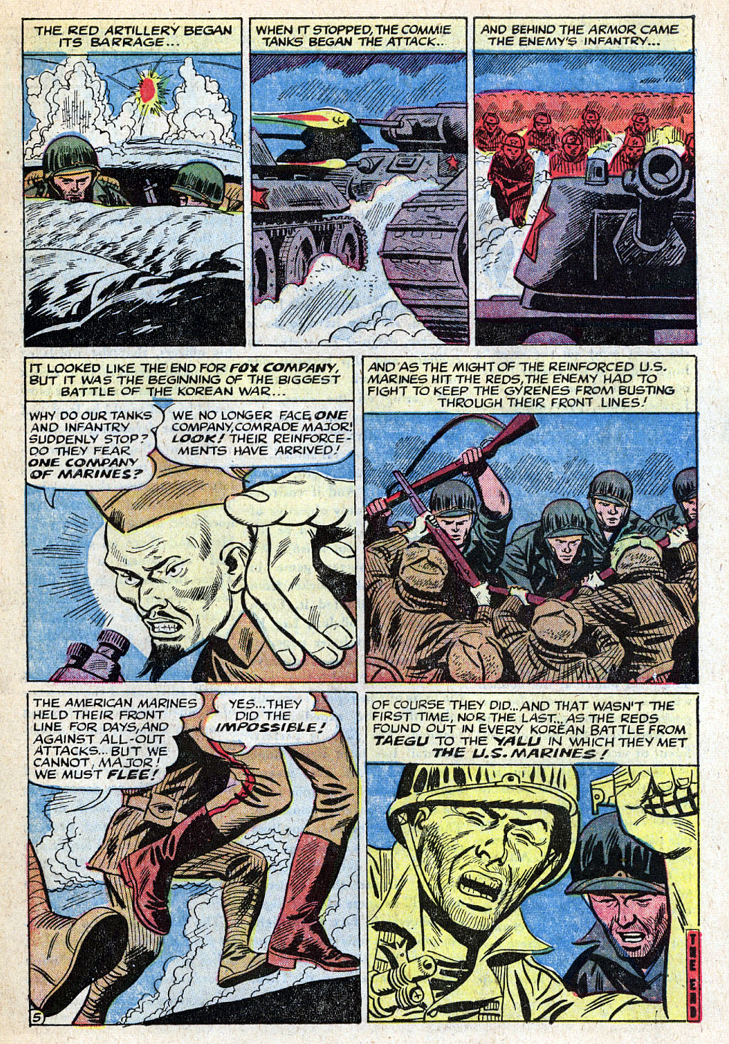 Marines in Action issue 8 - Page 7